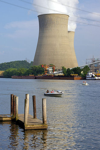 pollution effects, coal power plant