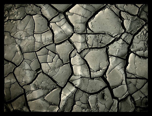 global warming effects, dry land, dead land