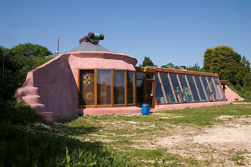 earthship uk, brighton