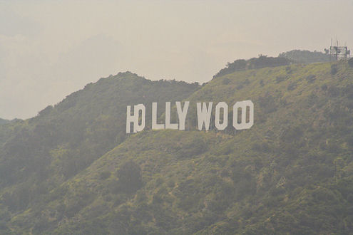 hollywood pollution
