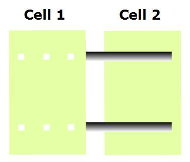 solar cell string